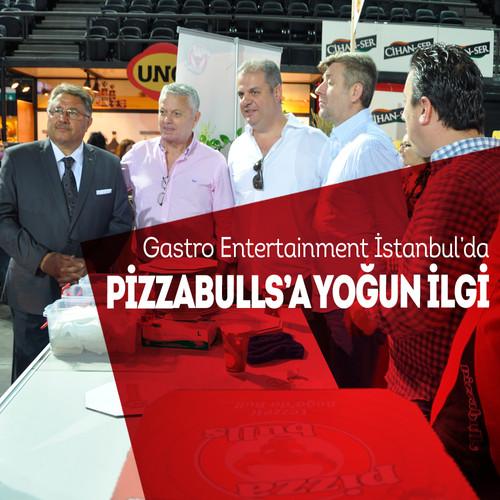 Gastro Entertainment İstanbul'da
