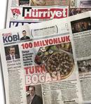 Hürriyet Gazetesi 'Pizzabulls'
