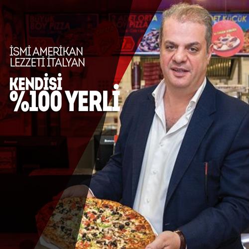 Kendisi %100 Bir Türk