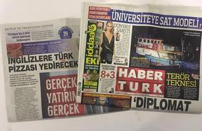 Haber Türk Gazetesi 'Pizzabulls'