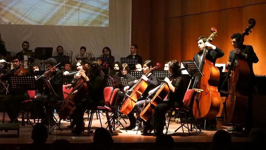 İstanbul Film Müzikleri Orkestrası İFMO