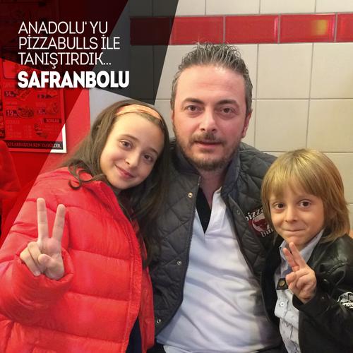 Anadolu'yu Pizzabulls ile Tanıştırdık