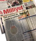 Milliyet Gazetesi 'Pizzabulls'