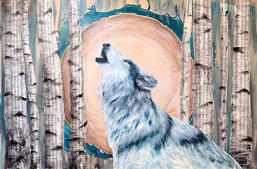 Loup bleu (Feeling Blue)