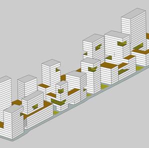 Zeytinburnu Urban Design Project