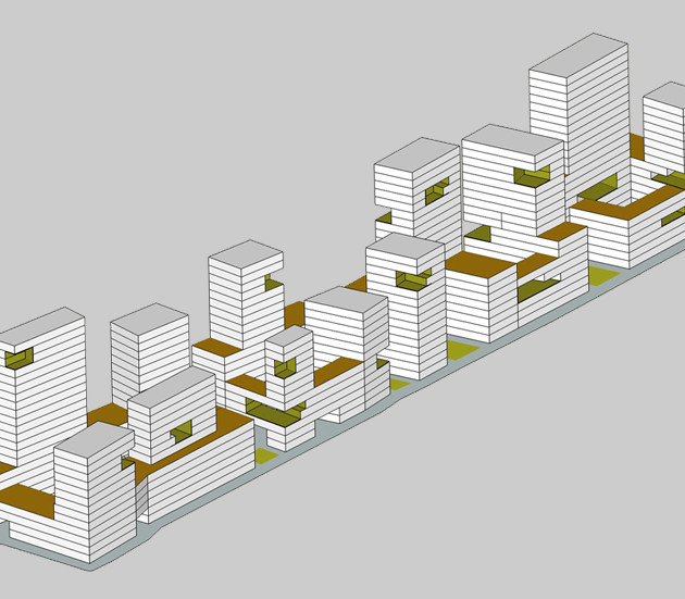 Zeytinburnu Kentsel Tasarım Projesi