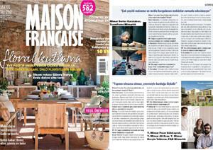 Maison Française, Mayıs 2016