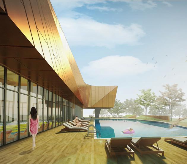 Baku Dreamland Swimming Pool