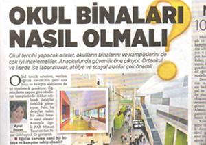 Milliyet Gazetesi, 25 Mart 2015