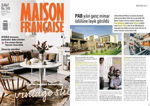 Maison Française, Şubat 2016