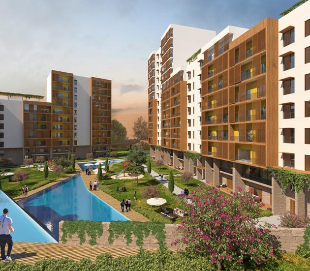 EYG Umraniye Housing
