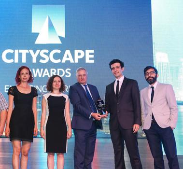 Cityscape Awards 2016'da PAB Mimarlık'a Ödül!