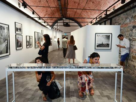 Ara Güler Müzesi açıldı!