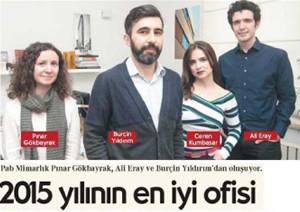 Cumhuriyet, 13 Mart 2016