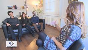 PAB TV 360′da Yatırım Zamanı'na konuk oldu