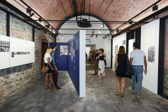 Ara Güler Müzesi Bomontiada 16 Ağustos'ta ilk sergisiyle açıldı!