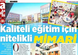 Milliyet Akademi, 15 Mayıs 2016