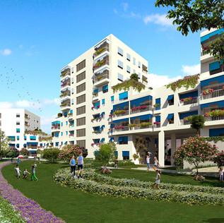 Sinpas Egeyakası Housing Settlement