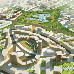 Konya Yazir Urban Design Project