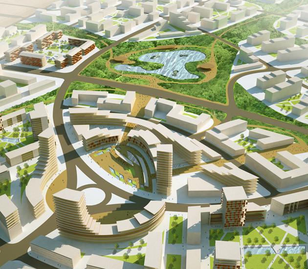 Konya Yazır Kentsel Tasarım Projesi