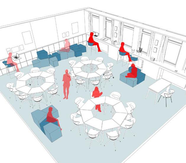 Uskudar American Academy Classroom Refurbishment