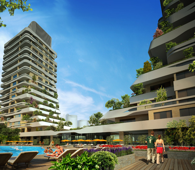 Mersin Vadi Apartments