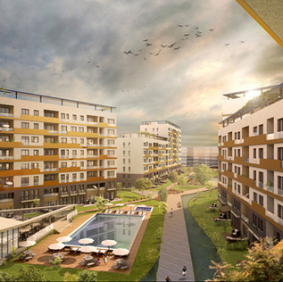 Suryapı Sultanbeyli Housing