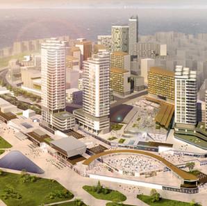 Kartal Downtown Urban Design Project