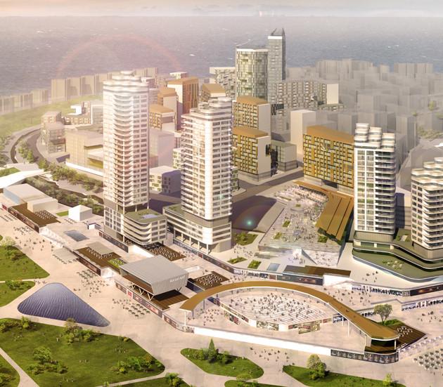 Kartal Merkez Kentsel Tasarım Projesi