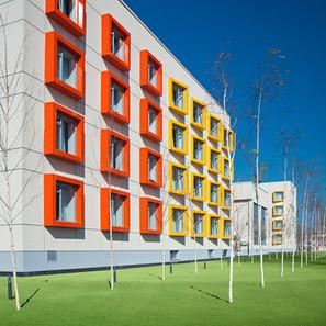 Ayhan Sahenk Student Dormitory