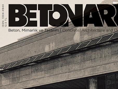 """Betonart """"Educational Buildings"""" Issue"""