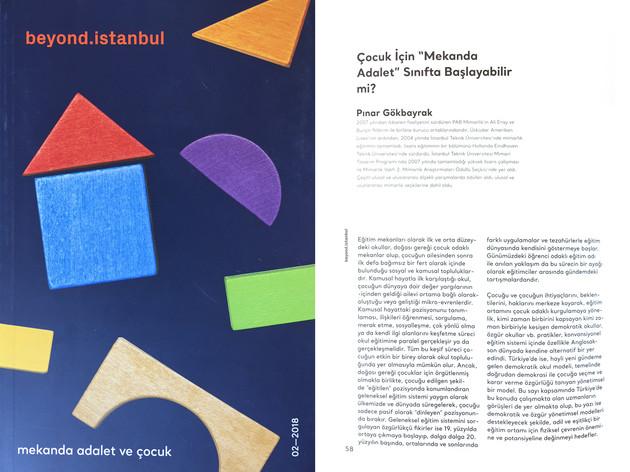 Beyond İstanbul, Şubat 2018