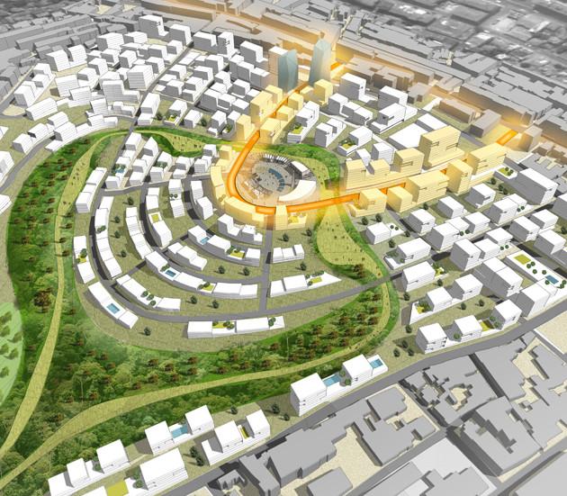 Gaziosmanpaşa Sarıgöl Mahallesi Kentsel Yenileme Projesi