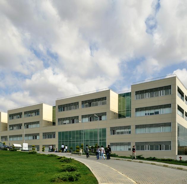 Namık Kemal University Main Lecture Halls Building