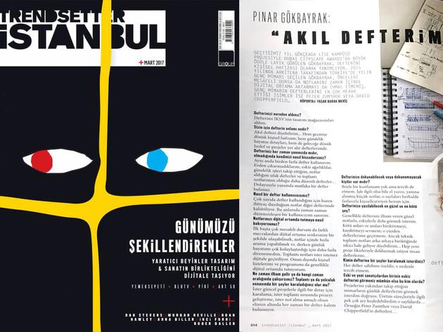 Trendsetter İstanbul, Haziran 2017