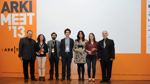 NKU Merkezi Derslikler Binası Arkitera İşveren Ödülü'nün sahibi oldu!