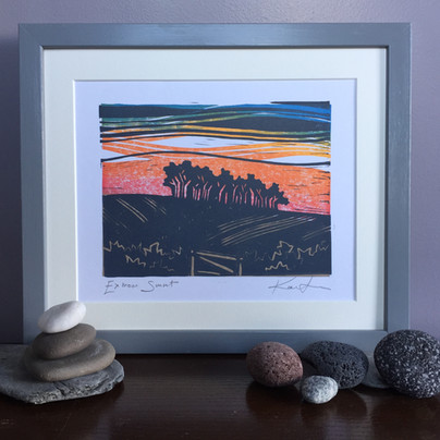 Exmoor Sunset original