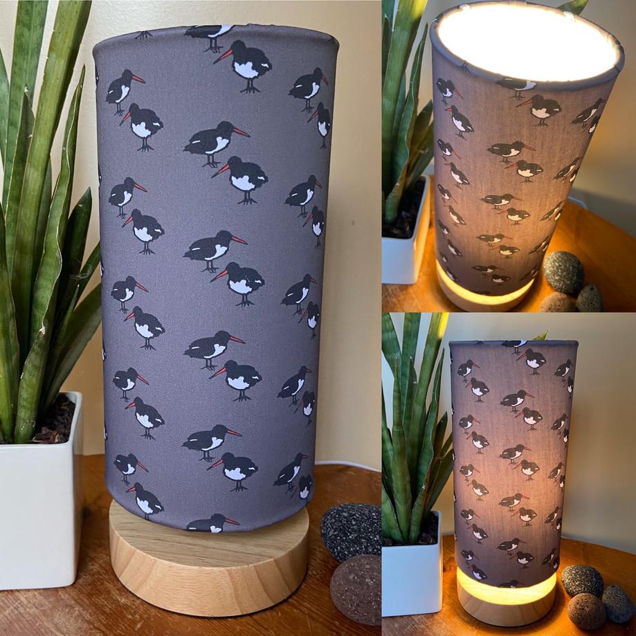 oystercatchers table lamp