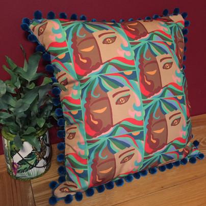 Together cushion