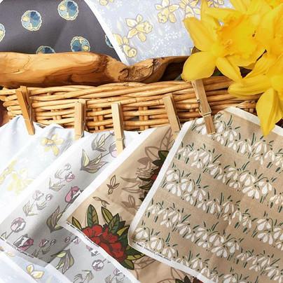 Country Charm fabrics