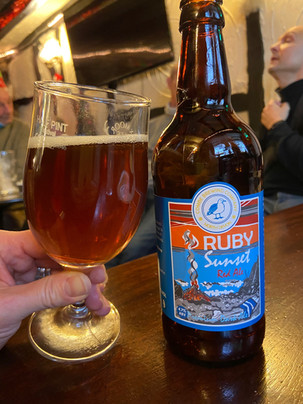 Ruby Sunset red ale