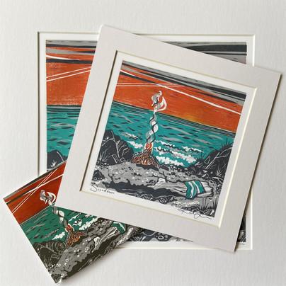 Sundown giclee prints