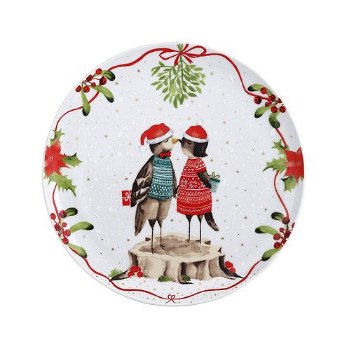 Dezertný tanierik CHRISTMAS LOVE