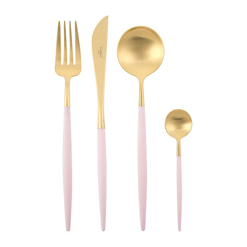 GOA : Pink/Gold