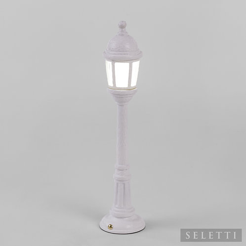 STREET LAMP Dining - Biela