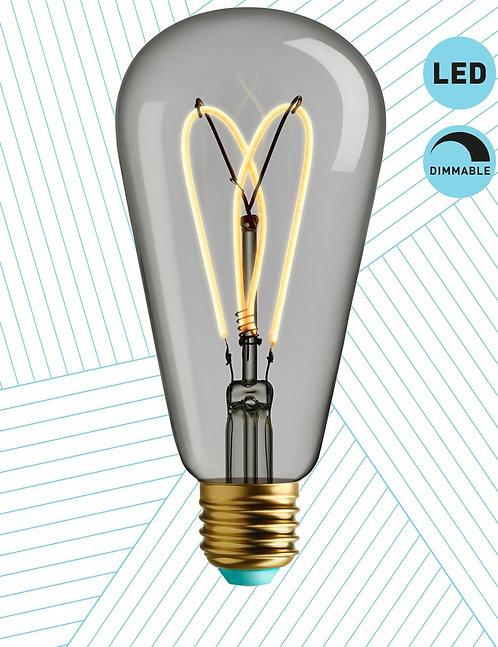 WHIRLY WILLIS - stmievateľná LED žiarivka