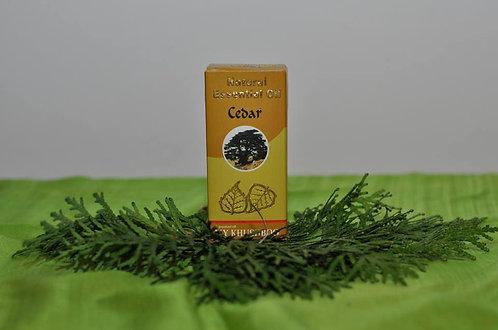 Céder - Esenciálny Olej