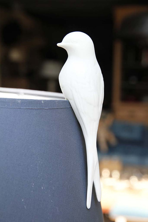 SWALLOW Bird : Porcelain