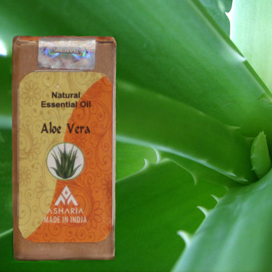 Aloe Vera - esenciálny olej
