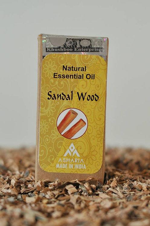 Santalové drevo - esenciálny olej